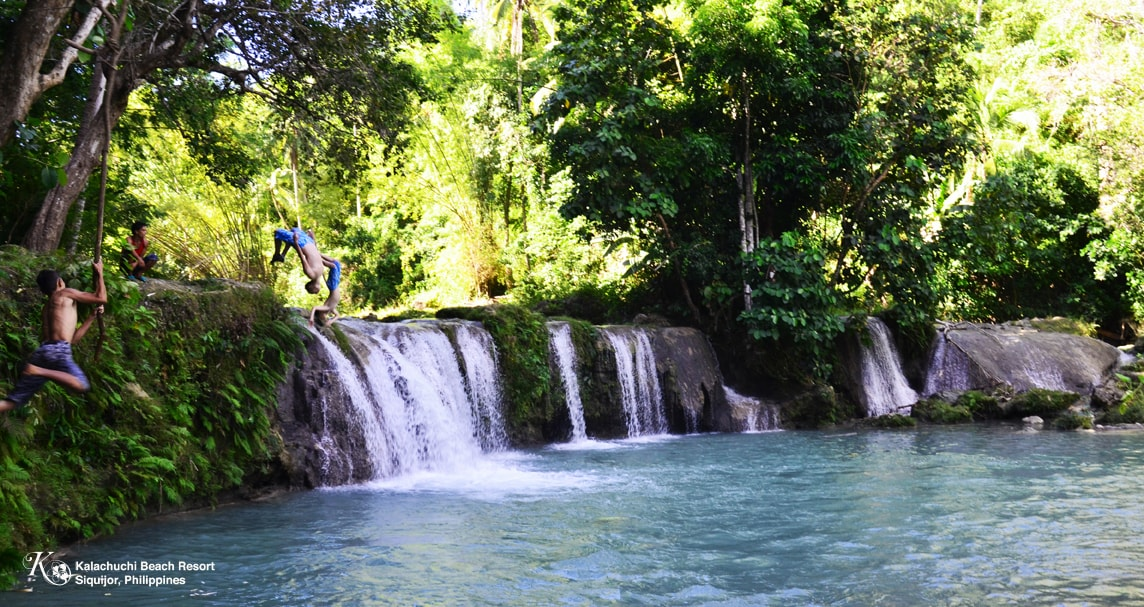 cambugahay waterfall_siquijor
